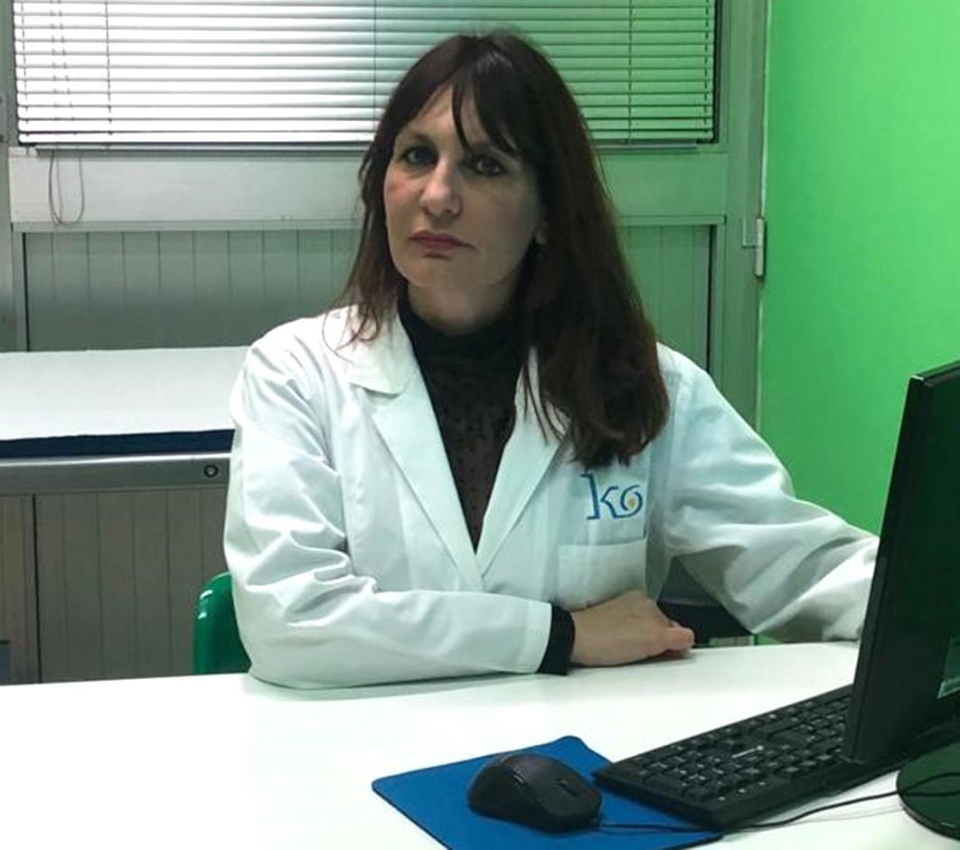 Dott.ssa Giordano Romina