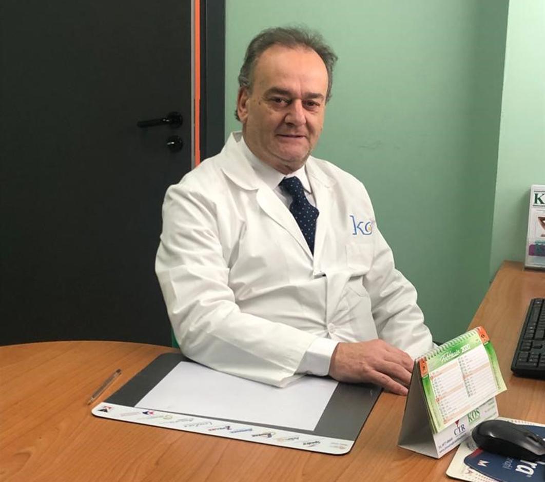 Dott. Di Giovanni Francesco
