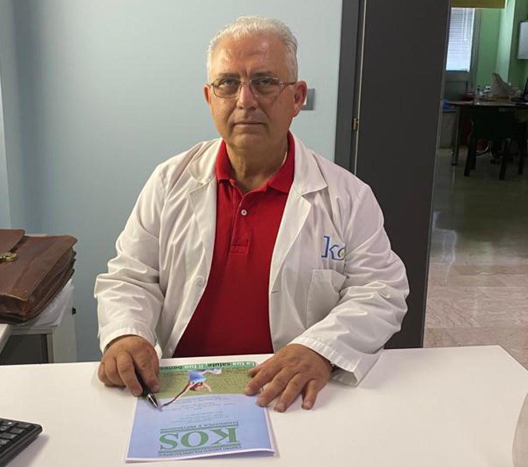 Dott. Fabrizio Tommaso