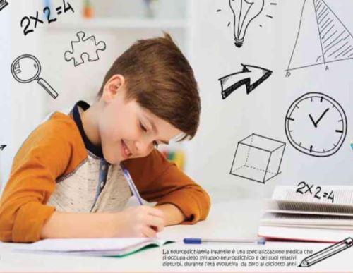 >La Neuropsichiatria infantile per individuare i Disturbi Specifici dell'Apprendimento (DSA)