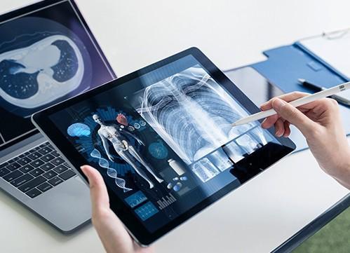 >Servizio radiologia domiciliare